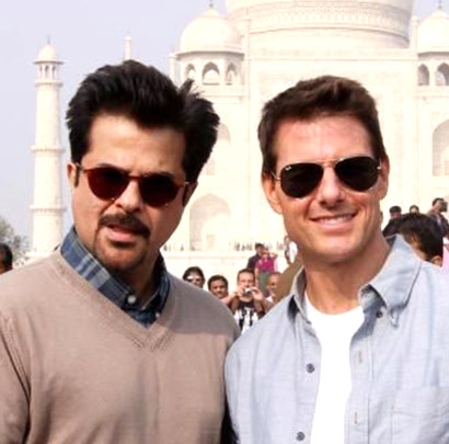 Anil Kapoor On A Meeting With Hollywood Star To..