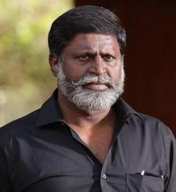 Bhaboos Baburaj Tamil Actor
