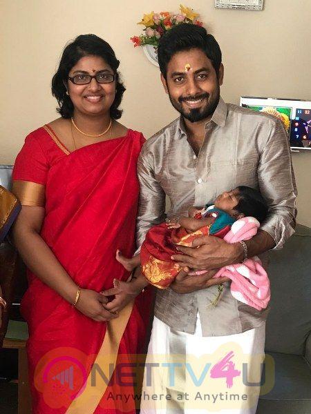 Actor Aari Child Name Function Stills  Tamil Gallery