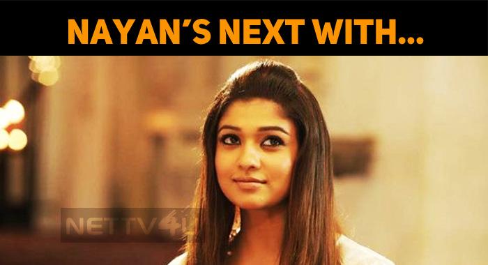 Nayanthara Signs Her Next?