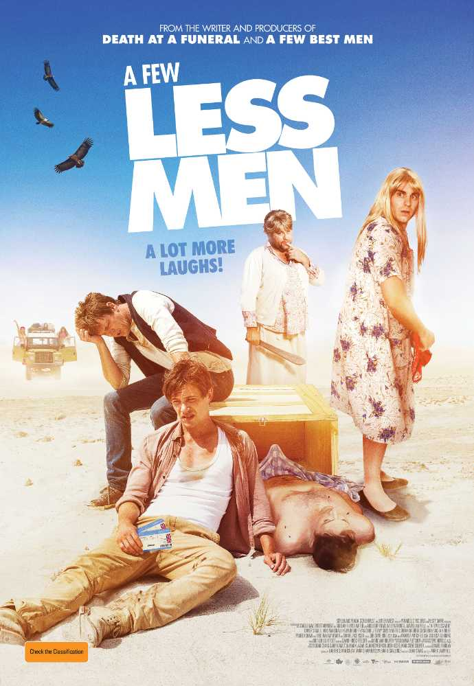 A Few Less Men Movie Review English Movie Review