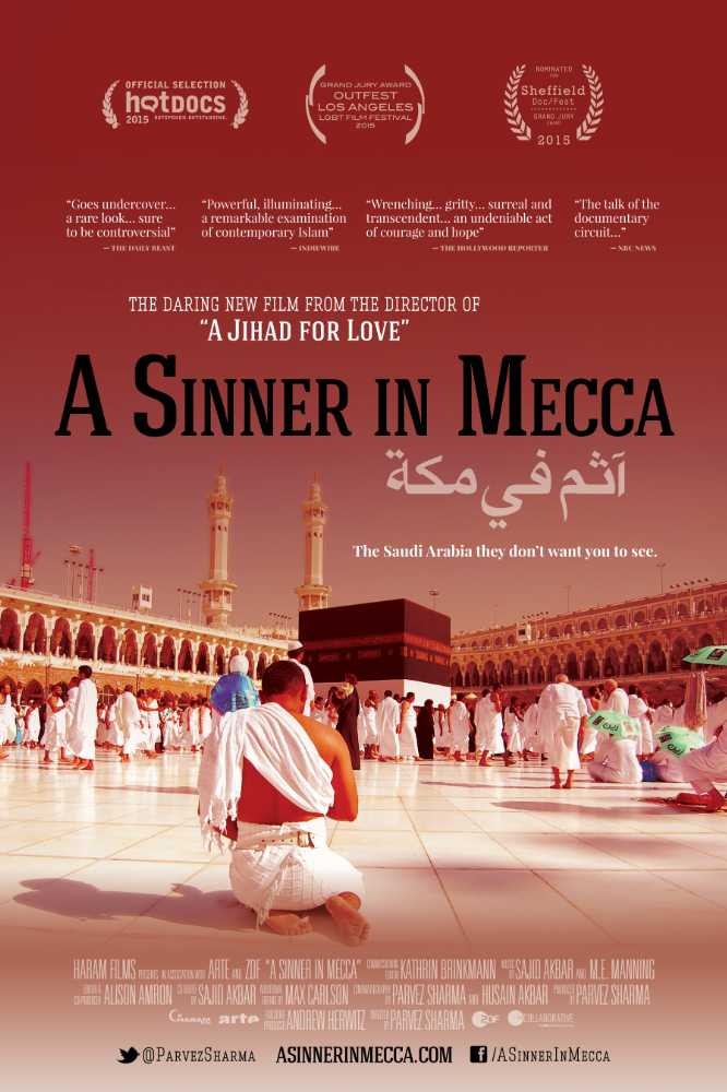 A Sinner In Mecca Movie Review