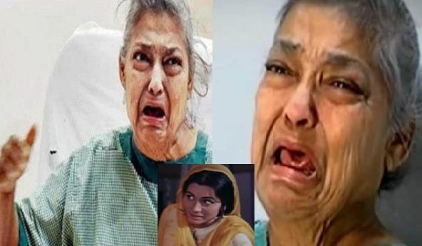 Heart Breaking! Veteran Bollywood Actress Abandoned By Her Children!