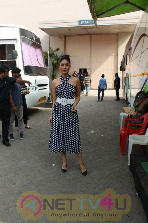 Kareena Kapoor Came To Mehboob Studio English Gallery