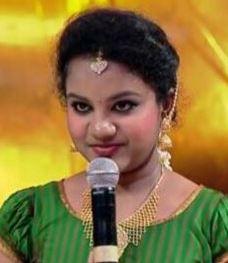 Monika - Singer Tamil Actress