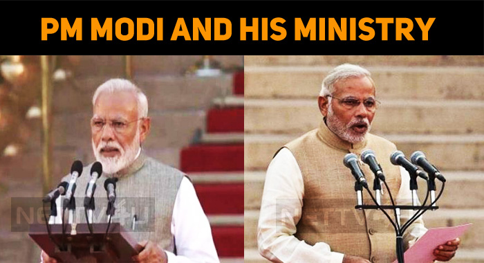 Here Is The List Of Ministers In Modi's Ministry!