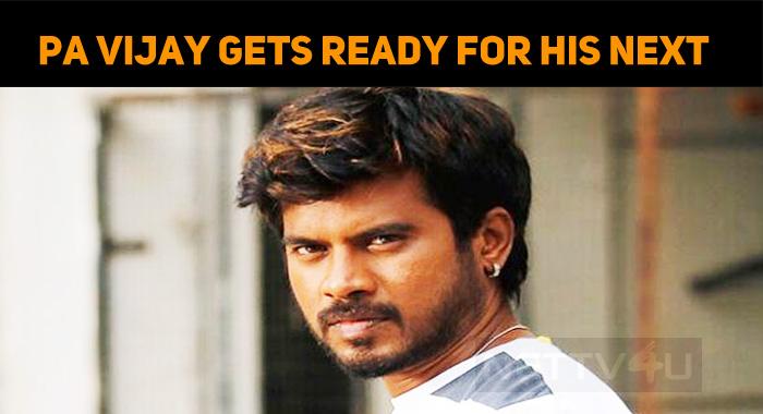 Pa Vijay To Direct His Next!