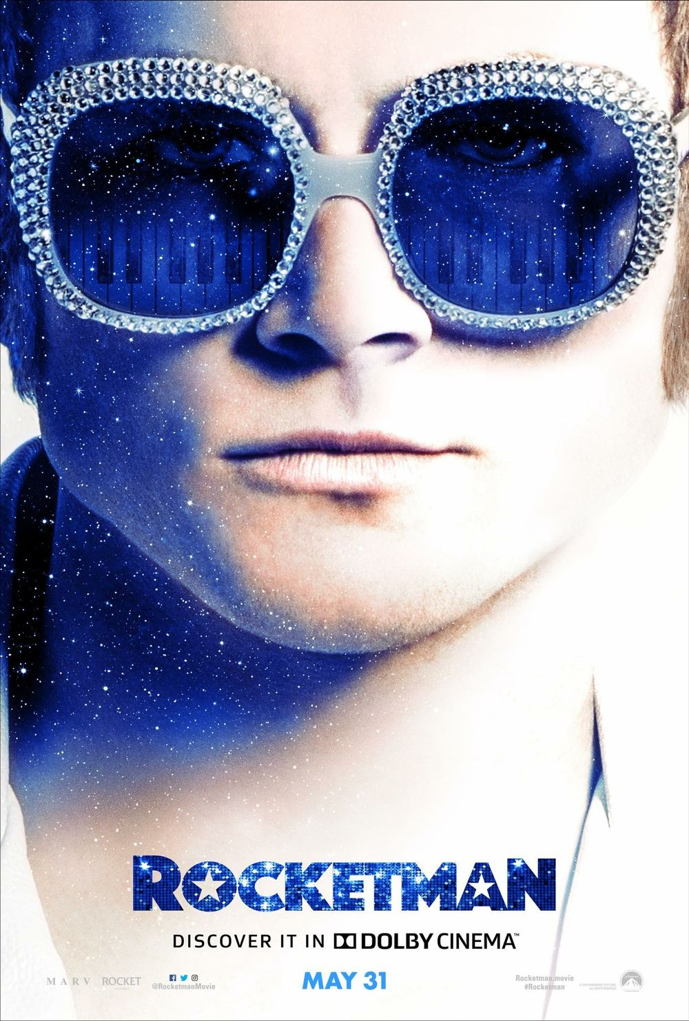 Rocketman Movie Review English Movie Review