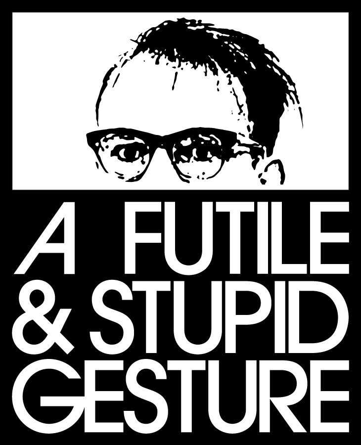 A Futile And Stupid Gesture Movie Review English Movie Review