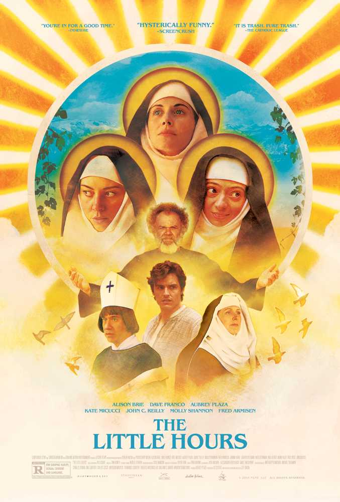 The Little Hours Movie Review English Movie Review