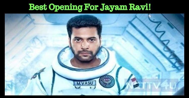 Best Opening For Jayam Ravi!