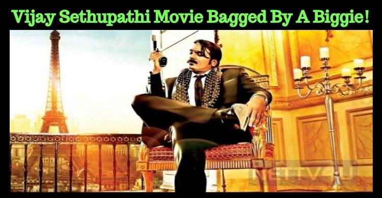 Vijay Sethupathi Movie Bagged By A Biggie!