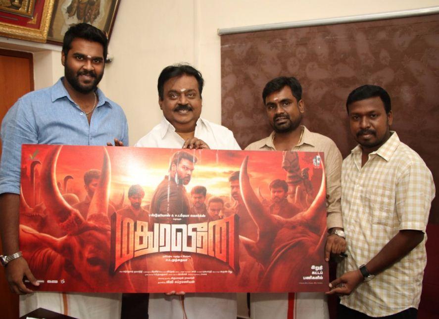 Maduraveeran, Yet Another Jallikkattu Movie!