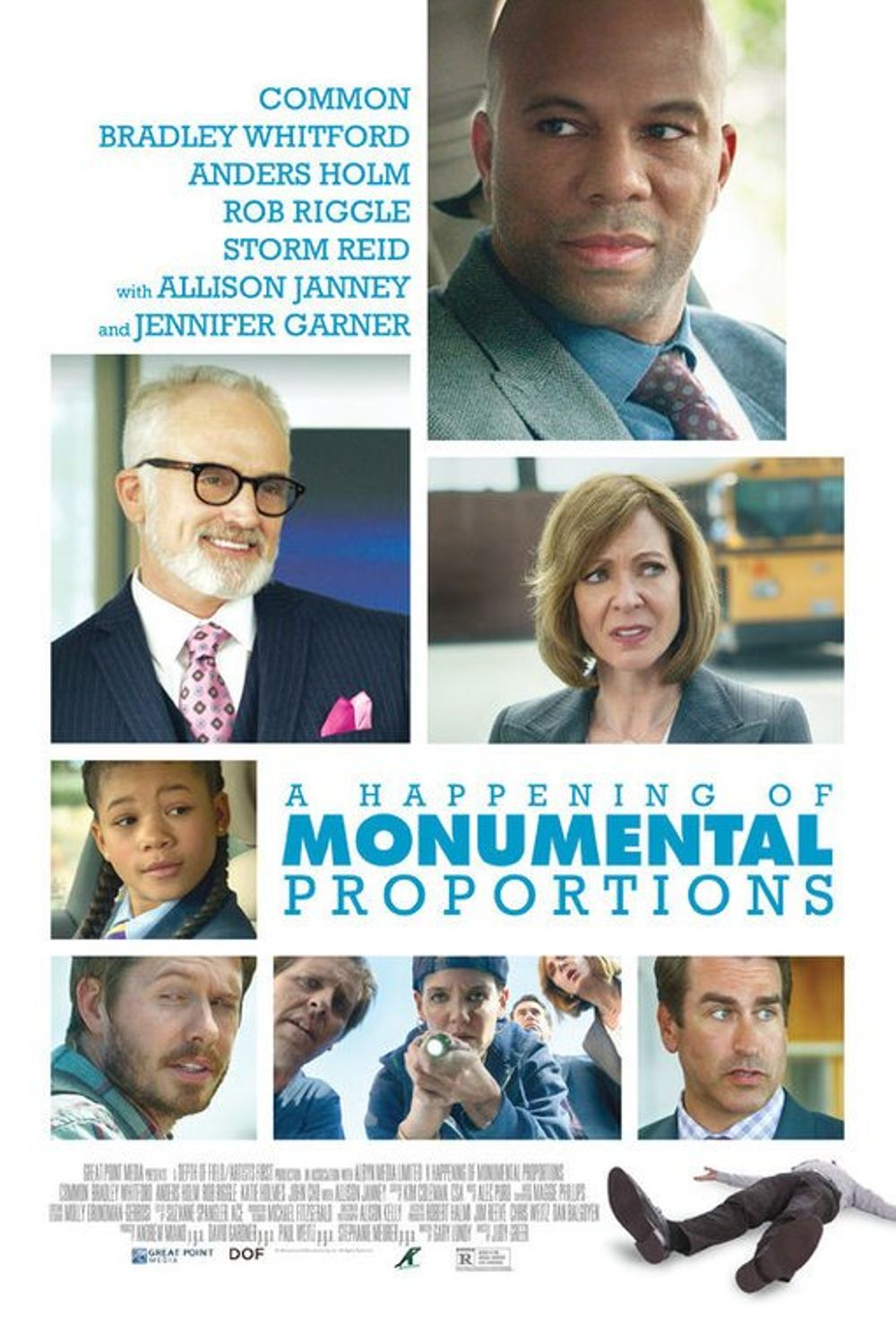 A Happening of Monumental Proportions Movie Review English Movie Review