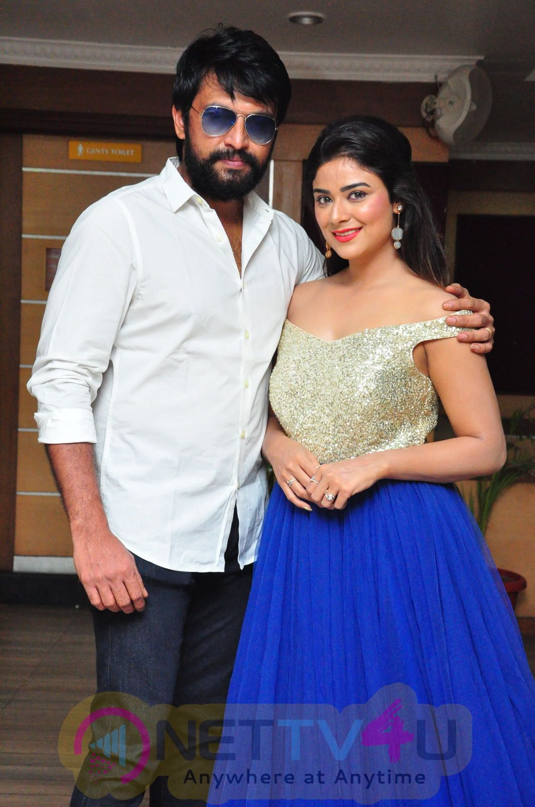 Mera Bharat Mahan Movie Audio Launch Stills