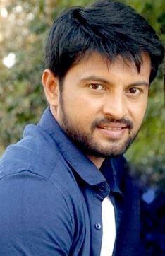 Nikhil Karthik Telugu Actor