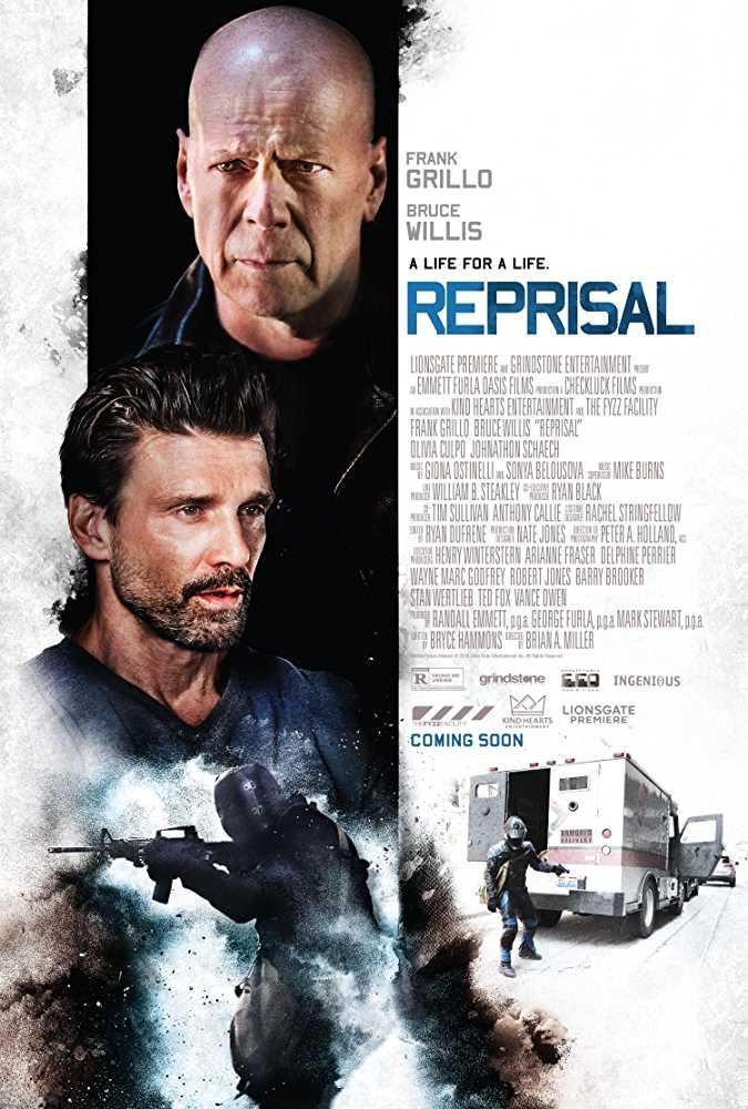 Reprisal Movie Review English Movie Review