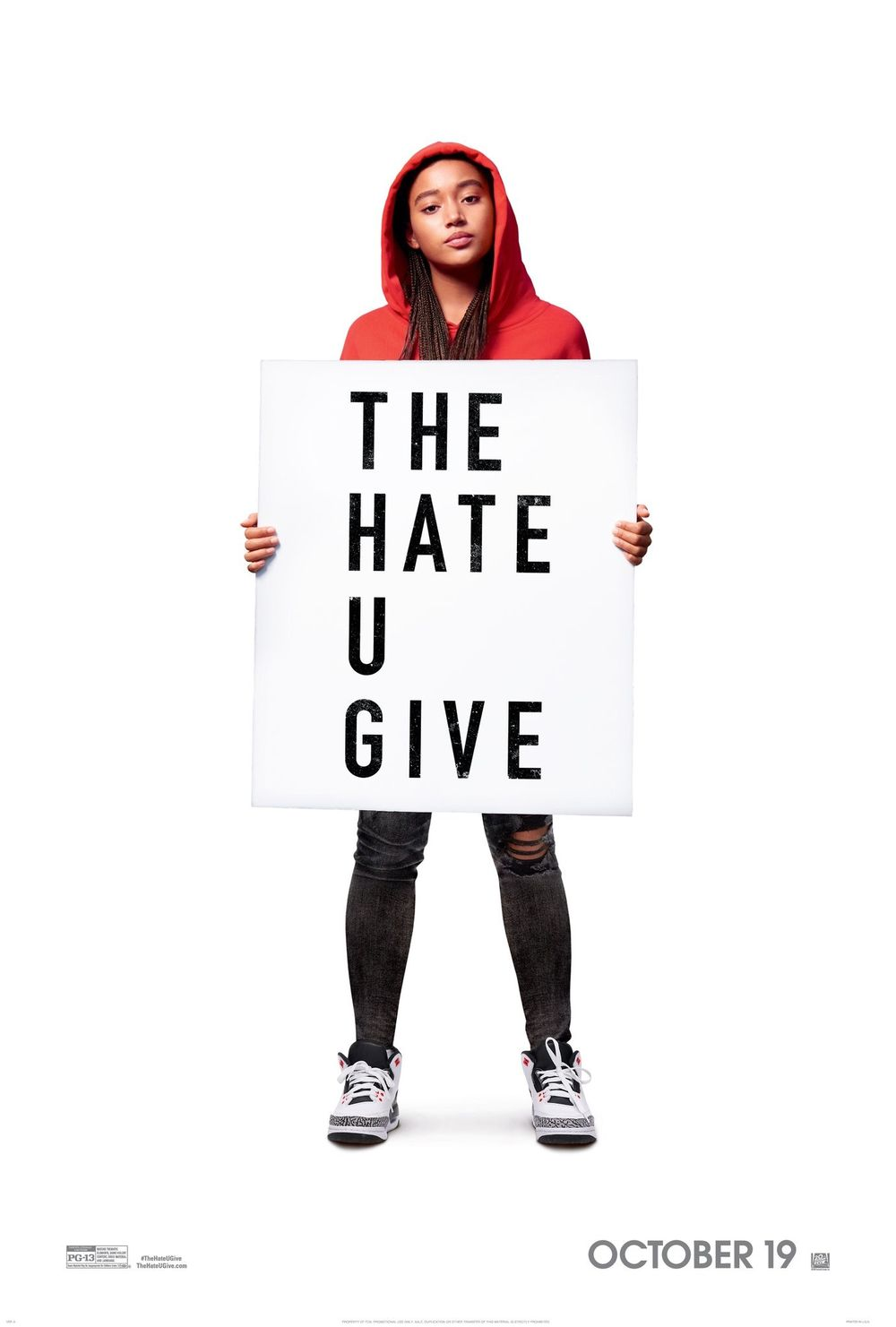 The Hate U Give Movie Review English Movie Review