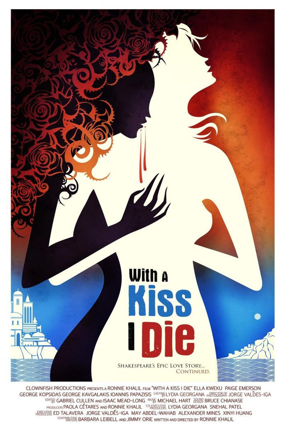 With A Kiss I Die Movie Review