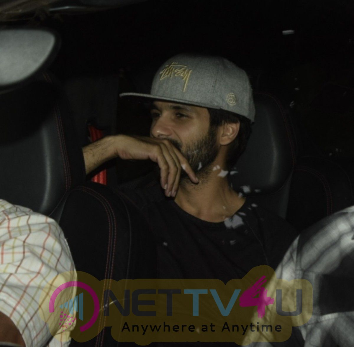 Shahid Kapoor And Utkarsh Sharma Came To Sunny Super Sound Hindi Gallery