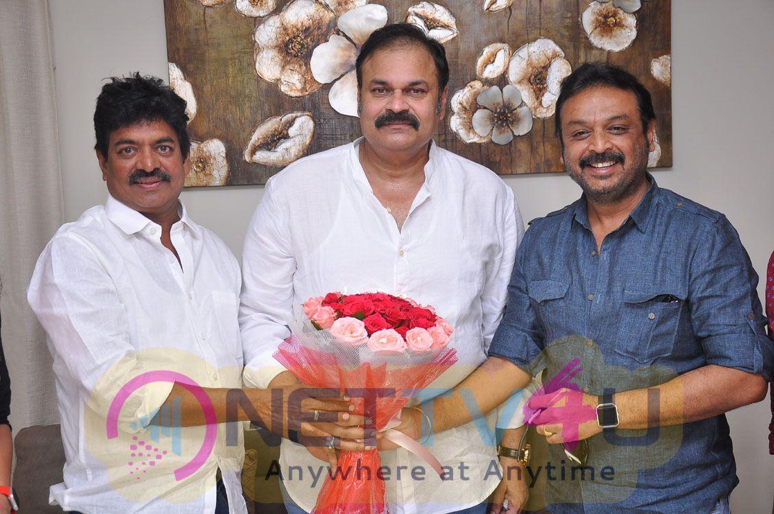 Nagendra Babu Birthday Felicitated By Maa Asosiation Images