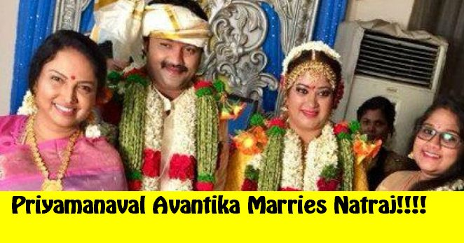 Priyamanaval Series Couple Turned Real Life Cou..