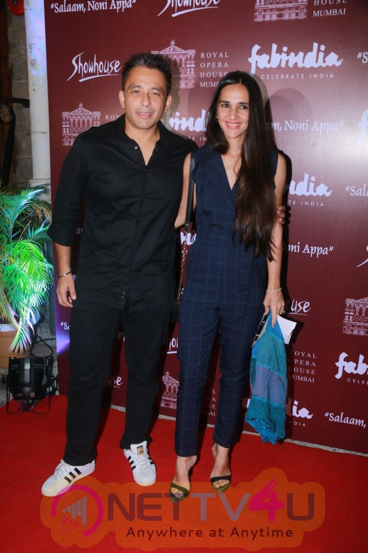 Special Preview Of Salaam Noni Appa Based On Twinkle Khanna's Novel At Royal Opera House In Mumbai  Pics Hindi Gallery