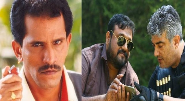 Vaiyapuri's Shocking Question To Ajith!