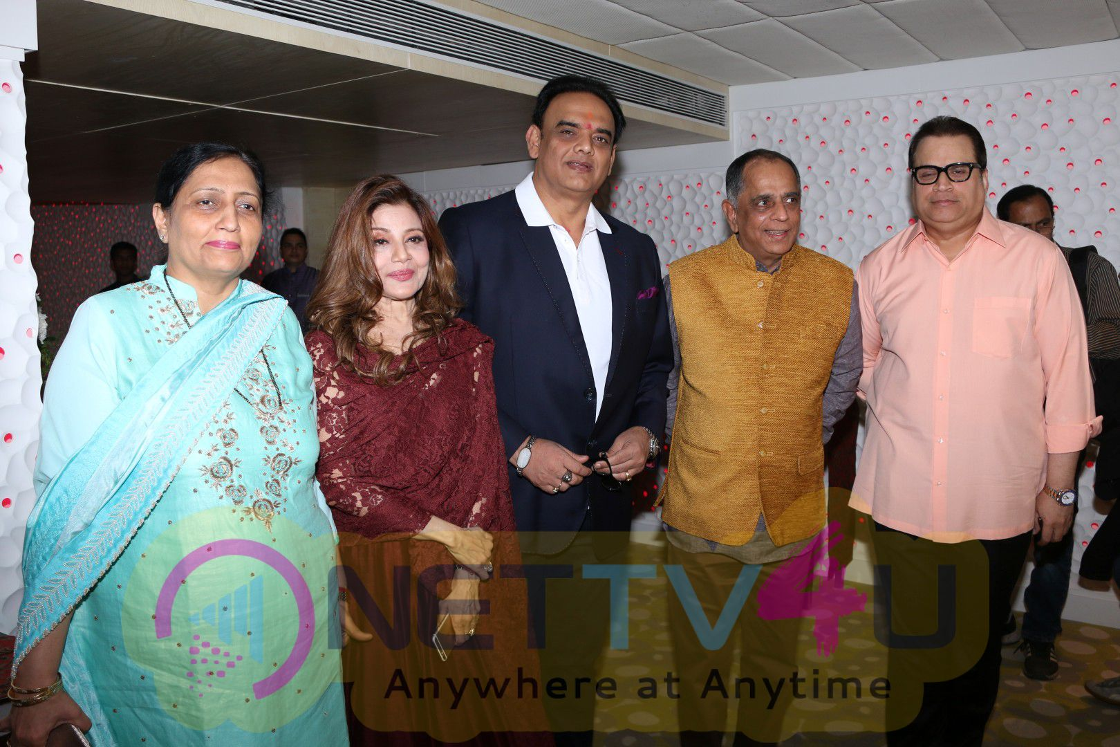 Cinetheque Mumbai's First Preview Theatre At A Five Star Deluxe Hotel Stills