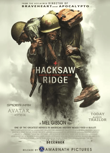 Hacksaw Ridge Movie Review English Movie Review