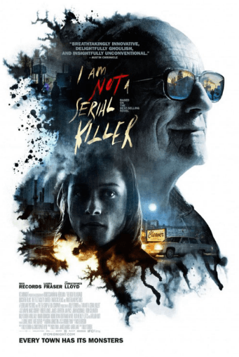 I Am Not A Serial Killer Movie Review English Movie Review