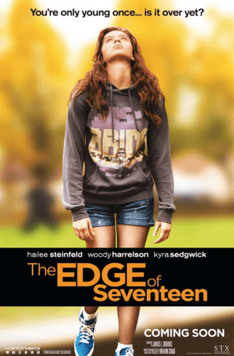 The Edge Of Seventeen Movie Review English Movie Review