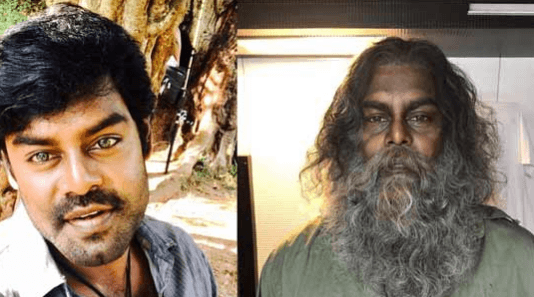 R K Suresh Does The Role Of An Old Man For Upcoming Flick