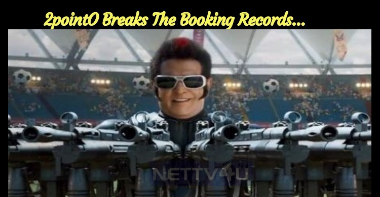 2pointO Breaks The Booking Records…