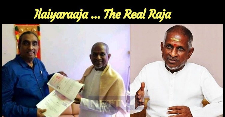 Ilaiyaraaja … The Man With The Golden Heart!