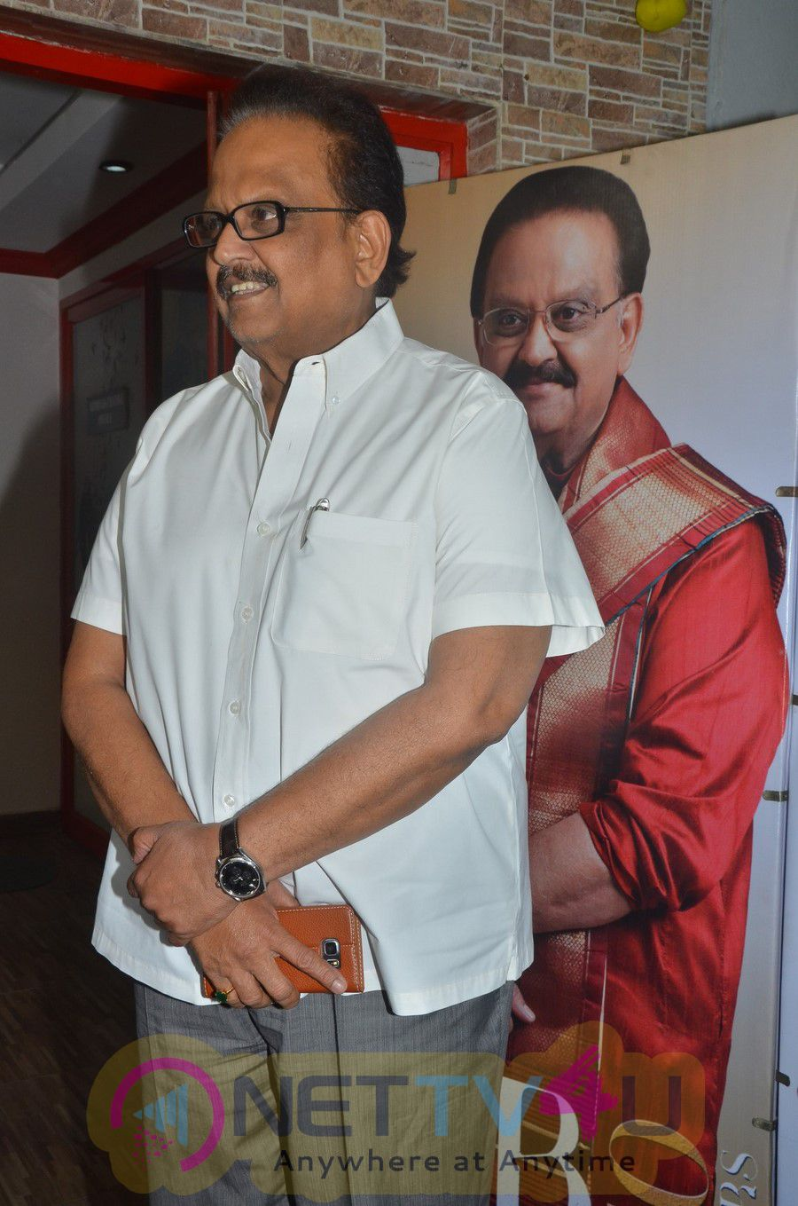 Legendary Singer SPB Sir 50 Years A Grand World Tour Press Meet Photos