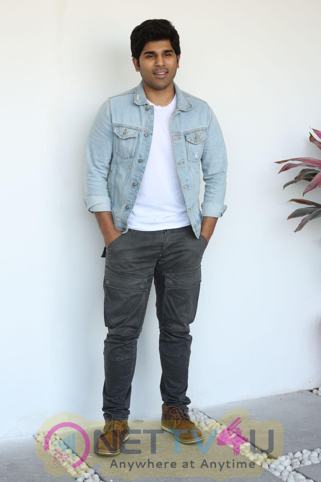Actor Allu Sirish Handsome Stills