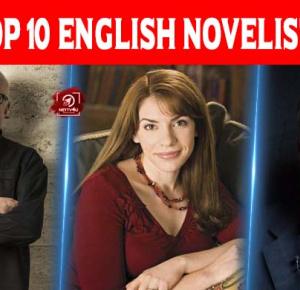 Top 10 English Novelists