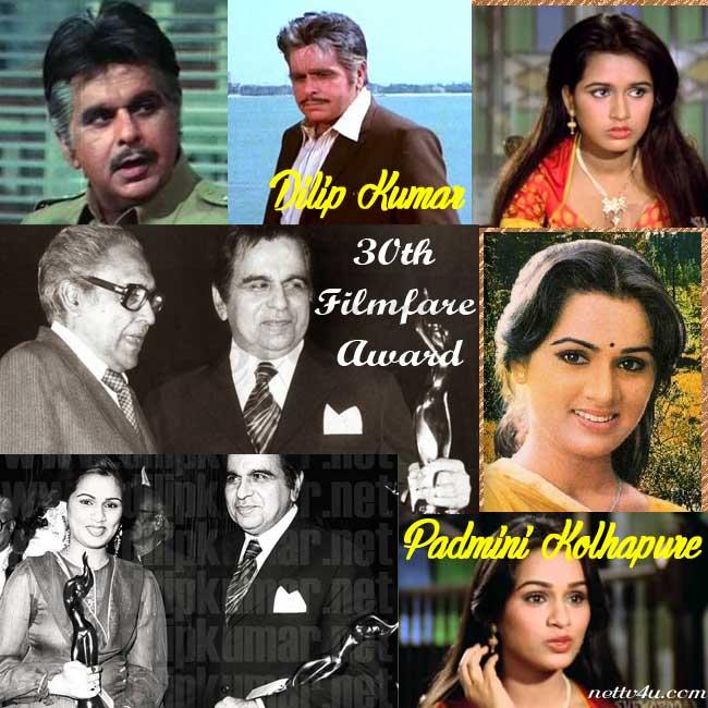 30th Filmfare Awards