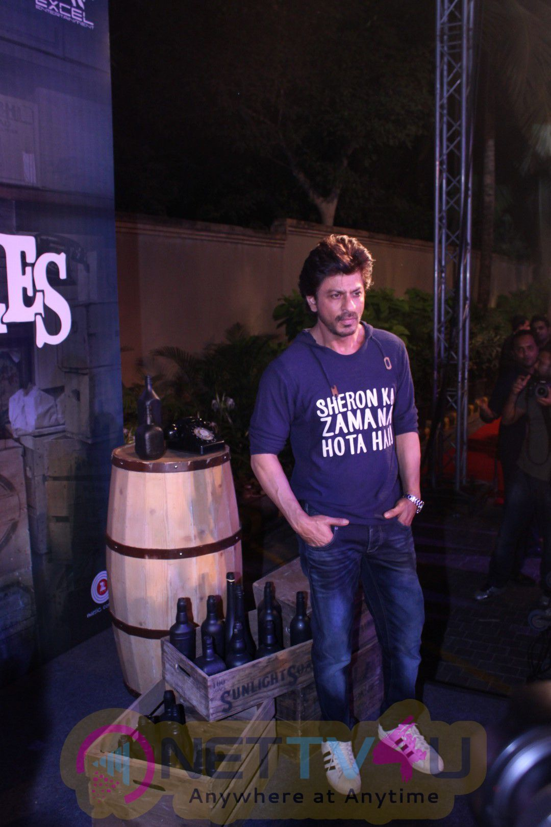 Success Party Of Film Raees Images