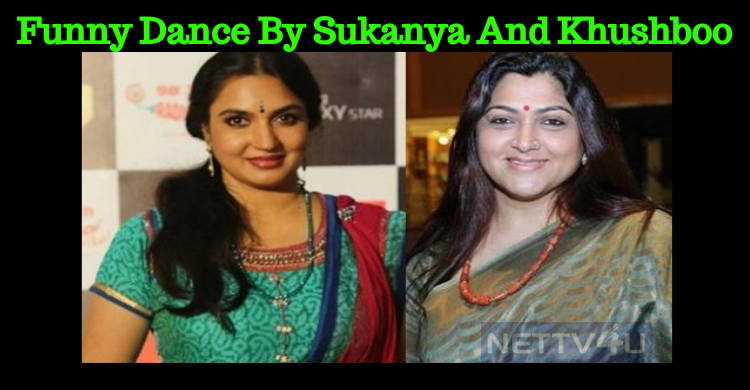Khushboo And Sukanya's Funny Dance Spreads Virally!