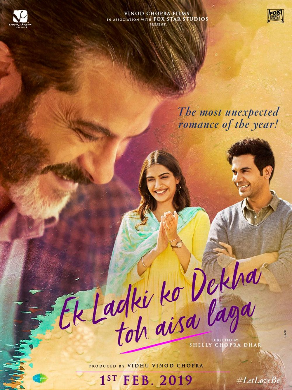 Ek Ladki Ko Dekha Toh Aisa Laga Movie Review Hindi Movie Review