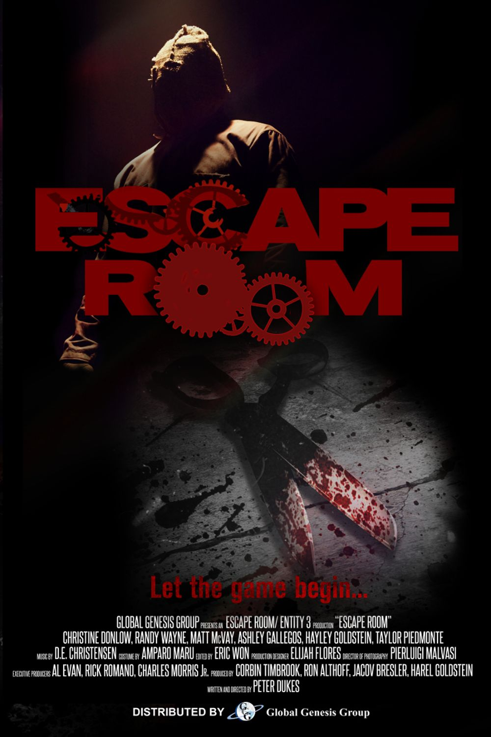 Escape Room Movie Review English Movie Review
