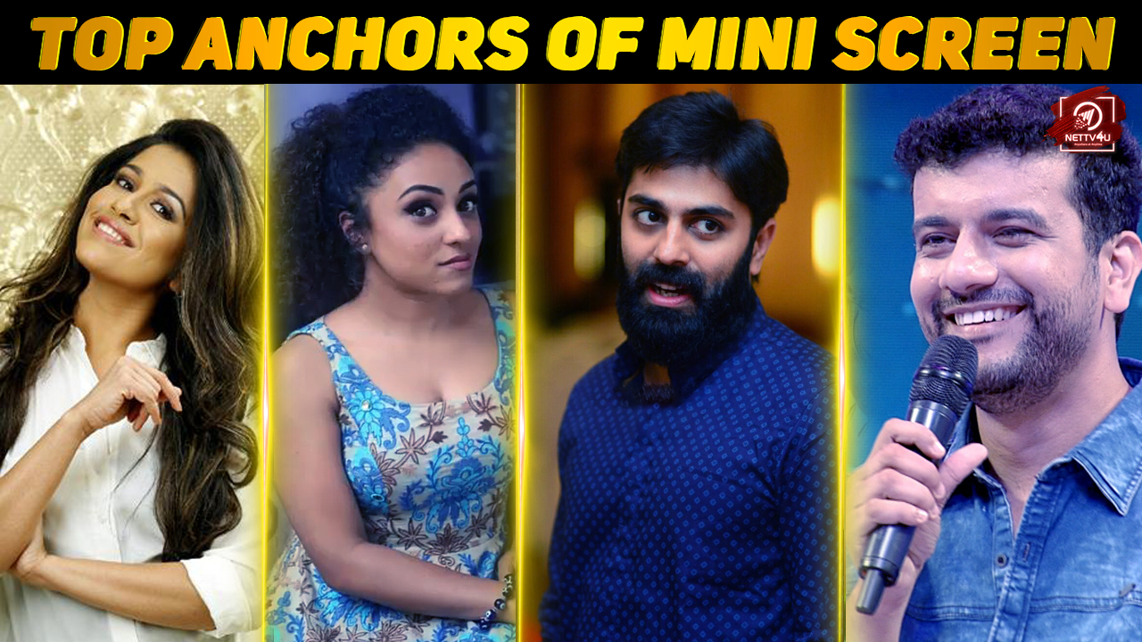 10 Television Anchors Of Malayalam Who Have Huge Fan Base