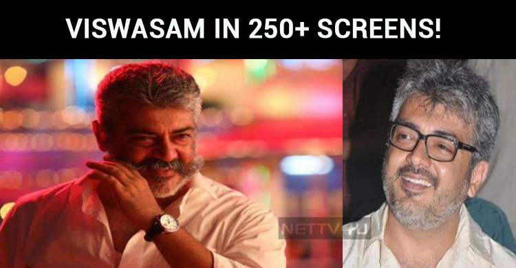 Viswasam In 250+ Screens! Successfully Enters T..