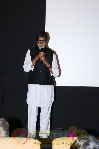 Amitabh Bachchan At Launch Of New Tv Show Ek Thi Rani Aisi Bhi Photos