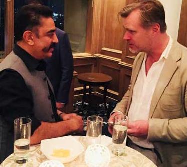 Kamal Haasan Says That He Apologized To Nolan