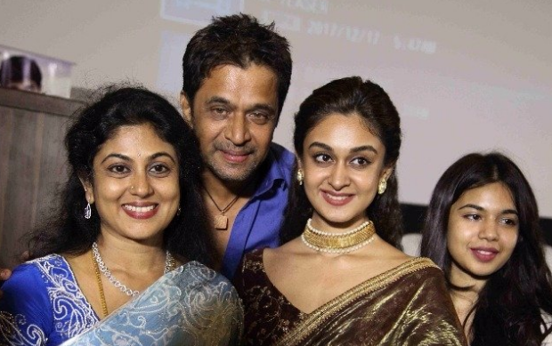 Movie By Arjun's Daughter Crosses The 50 Day Mark