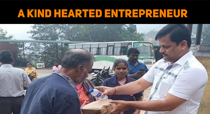Kind Hearted Entrepreneur Helped 5000 Families!..
