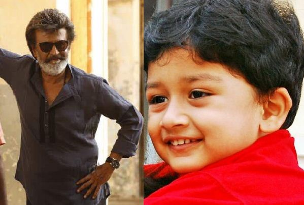 Kadhal Kandhas' Kid To Play Rajini's Grandson!
